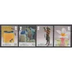 Bermudes - 2006 - No 921/924 - Artisanat ou métiers