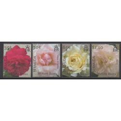 Bermudes - 2013 - No 1062/1065 - Roses
