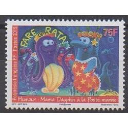 Polynésie - 2015 - No 1084