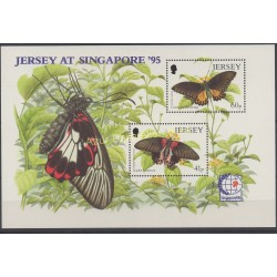 Jersey - 1995 - No BF 12 - Papillons