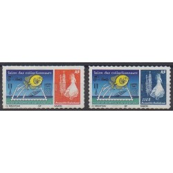 New Caledonia - 2014 - Nb 1221A/1221B