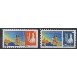 New Caledonia - 2014 - Nb 1232/1233