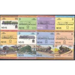 Nevis - 1983 - No 131/146 - Trains