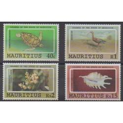 Maurice - 1991 - Nb 769/772
