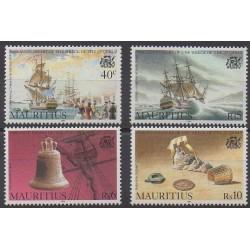 Maurice - 1994 - No 817/820 - Navigation