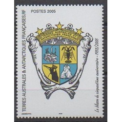 French Southern and Antarctic Territories - Post - 2005 - Nb 429 - Coats of arms