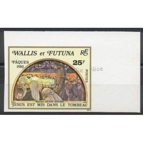 Wallis et Futuna - 1980 - No 258ND - Pâques