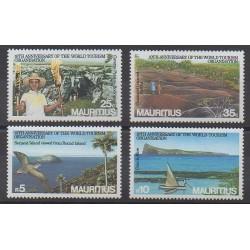 Maurice - 1985 - No 635/638 - Tourisme