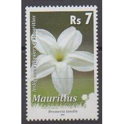 Maurice - 2010 - No 1123 - Fleurs