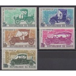 Niger - 1969 - Nb PA106/PA110 - Cars