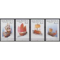 Maurice - 2005 - No 1051/1054 - Navigation