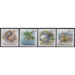 Maurice - 2005 - Nb 1040/1043