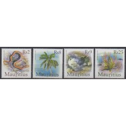 Maurice - 2005 - No 1040/1043