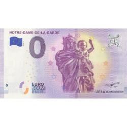 Euro banknote memory - 13 - Notre-Dame-de-la-Garde - 2018-5