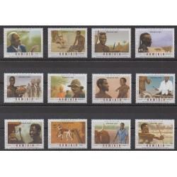 Namibie - 2006 - No 1078/1089