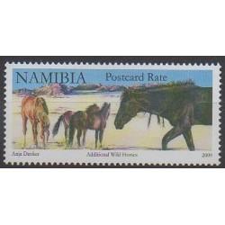 Namibia - 2009 - Nb 1188A - Horses