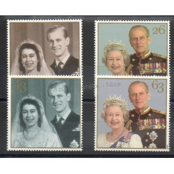 Great Britain - 1997 - Nb 2007/2010 - Royalty