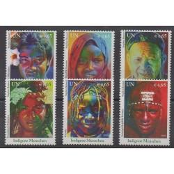 Nations Unies (ONU - Vienne) - 2010 - No 693/698