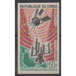 Congo (Republic of) - 1966 - Nb PA39ND - Space