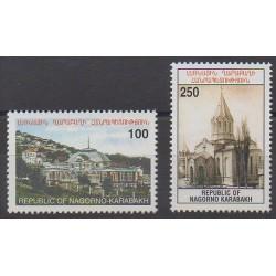 Arménie (Haut Karabagh) - 1997 - No 12/13 - Histoire