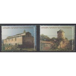 Arménie (Haut Karabagh) - 2001 - No 19/20 - Églises