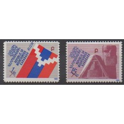 Armenia (Karabakh) - 2003 - Nb 21/22 - Various Historics Themes