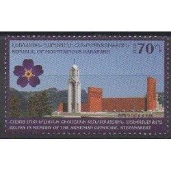 Armenia (Karabakh) - 2015 - Nb 79 - Various Historics Themes