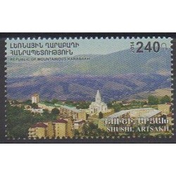 Arménie (Haut Karabagh) - 2014 - No 75 - Sites