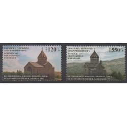 Arménie (Haut Karabagh) - 2015 - No 84/85 - Églises