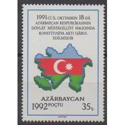 Azerbaijan - 1992 - Nb 77 - Various Historics Themes