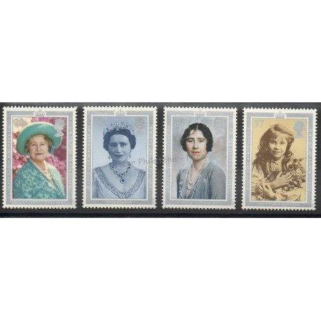 Great Britain - 1990 - Nb 1469/1472 - Royalty