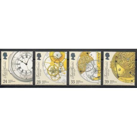 Grande-Bretagne - 1993 - No 1660/1663 - Sciences et techniques