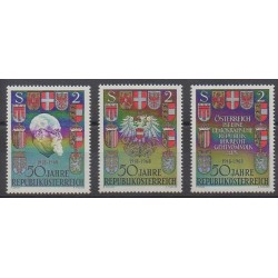 Austria - 1968 - Nb 1103/1105 - Coats of arms - Various Historics Themes