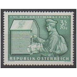 Autriche - 1965 - No 1034 - Service postal