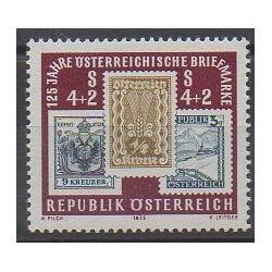 Autriche - 1975 - No 1333 - Timbres sur timbres