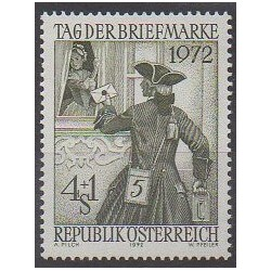 Austria - 1972 - Nb 1233 - Postal Service