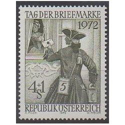 Autriche - 1972 - No 1233 - Service postal
