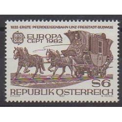 Austria - 1982 - Nb 1541 - Various Historics Themes - Europa