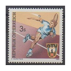 Autriche - 1982 - No 1536 - Sports divers