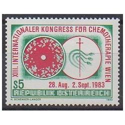 Autriche - 1983 - No 1577 - Santé ou Croix-Rouge