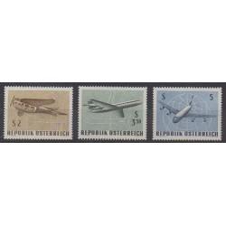 Austria - 1968 - Nb PA63/PA65 - Planes