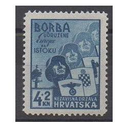Croatia - 1941 - Nb 49