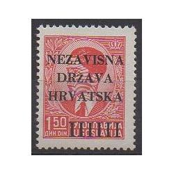 Croatia - 1941 - Nb 3