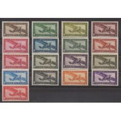 Indochine - 1933 - No PA1/PA14
