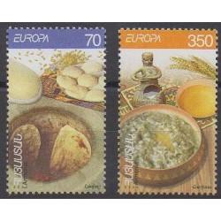 Armenia - 2005 - Nb 468/469 - Gastronomy - Europa