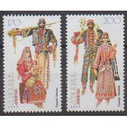 Arménie - 2006 - No 492/493 - Costumes