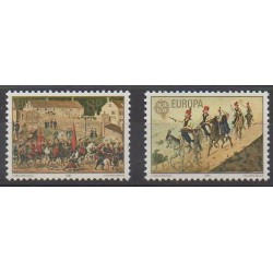 Yugoslavia - 1981 - Nb 1769/1770 - Folklore - Europa