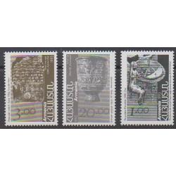 Armenia - 1993 - Nb 187/188 - 198