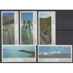 Armenia - 1993 - Nb 189/193 - Sights