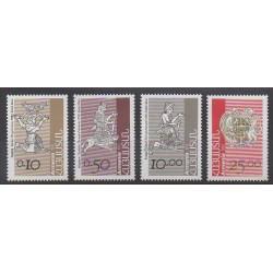 Armenia - 1994 - Nb 205/208